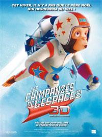 Les Chimpanzés de l'Espace 2 [2010]