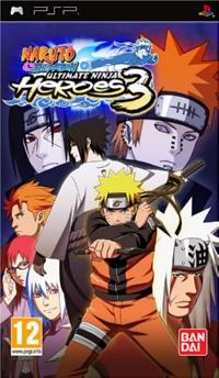 Naruto : Ultimate Ninja Heroes 3 [2010]