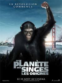 la Planète des Singes : Les origines [2011]
