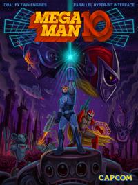 Mega Man classique : Megaman 10 [2010]