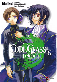 Code Geass - Lelouch of the Rebellion [#6 - 2010]