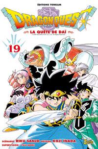 Dragon Quest - La quête de Daï [#19 - 2010]