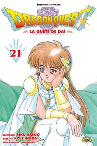 Dragon Quest - La quête de Daï [#21 - 2010]