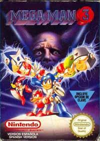 Mega Man 3 - Console Virtuelle