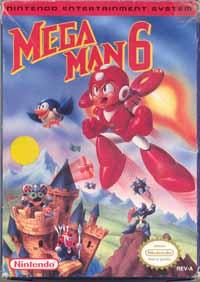 Mega Man classique : Mega Man 6 [2013]