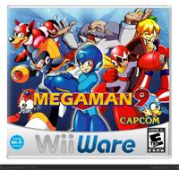 Mega Man classique : Megaman 9 [2008]