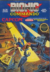 Bionic Commando [1987]