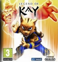 Legend of Kay - PS2