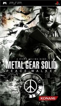 Metal Gear Solid : Peace Walker [2010]