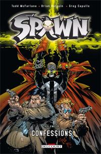 Spawn intégral : Confessions [#8 - 2010]
