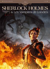 Sherlock Holmes et les vampires de Londres: Morts et vifs #2 [2010]