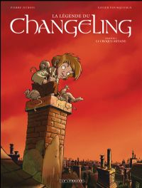 La légende du Changeling : Le croque-mitaine #2 [2009]