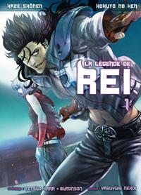 Ken le survivant : La Légende de Rei #1 [2010]