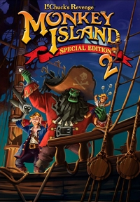 Monkey Island 2 : LeChuck's Revenge : Special Edition [#2 - 2010]