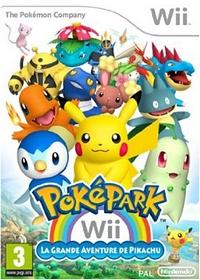 Pokémon : PokéPark Wii : La grande Aventure de Pikachu [2010]