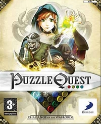 Puzzle Quest : Challenge of the Warlords [#1 - 2008]