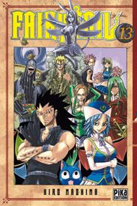 Fairy Tail [#13 - 2010]