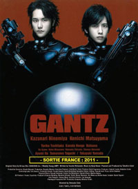 Gantz, au commencement #1 [2011]