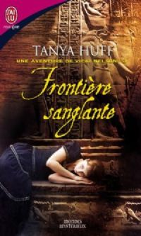 Les Aventures de Vicki Nelson : Frontière Sanglante [#3 - 2007]