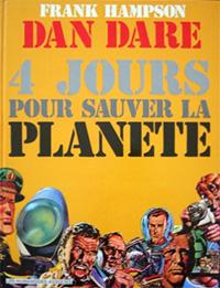 Dan Dare, 4 jours pour sauver la planète [1977]