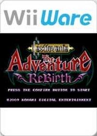Castlevania : the Adventure Rebirth [2010]