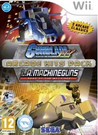 Gunblade NY & LA Machineguns Arcade Hits Pack [2010]