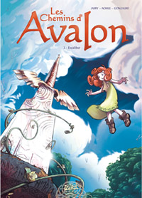 Les chemins d'Avalon : Excalibur [#3 - 2008]