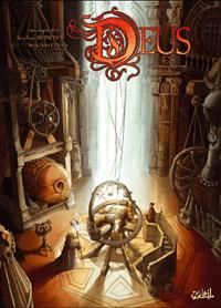 Deus : L'Homme Nouveau #1 [2008]