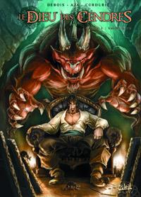 Le dieu des cendres : Luchtigern #1 [2008]