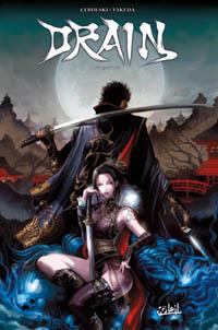 Drain : Vengeance #1 [2008]