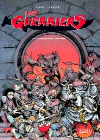 Les guerriers : La forteresse de Tormentel #1 [2000]