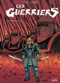 Les guerriers : Le coeur de Ten-Rau [#2 - 2000]