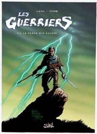 Les guerriers : Le trône des Salens [#5 - 2000]