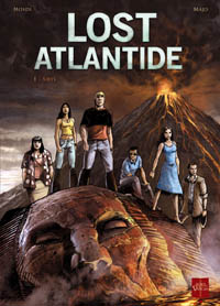 Lost Atlantide : Sibyl #1 [2010]