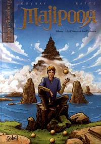 Majipoor : Le château de Lord Valentin [#1 - 2009]