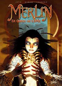 Légendes arthuriennes : Merlin, la quête de l'épée : Swerg le maudit tome 3 [2008]