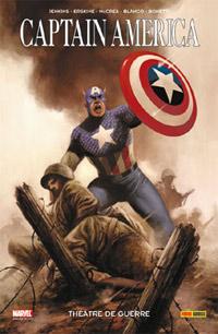 Captain America : Thêatre de guerre [2010]