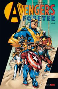 Les Vengeurs : Avengers Forever #1 [2010]