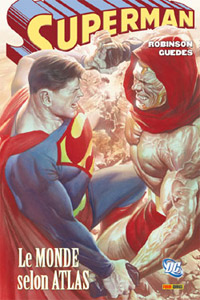Superman : Monde selon Atlas [2010]