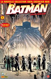 Batman universe [2010]