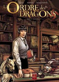 L'Ordre des dragons : La lance #1 [2008]
