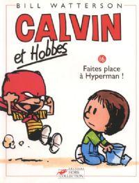 Calvin et Hobbes : Faites place à Hyperman ! #16 [1998]