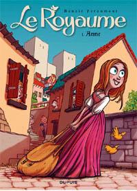 Le royaume : Anne [#1 - 2009]