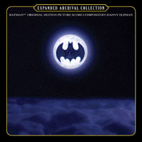 BATMAN 1989 - 2 CD