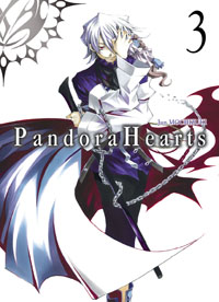 Pandora Hearts [#3 - 2010]