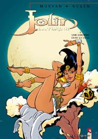 Jolin la Teigne : Une sorcière dans la lune [#2 - 2005]