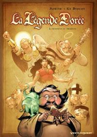 La Légende dorée : Archinaze de Tarabisco #1 [2008]