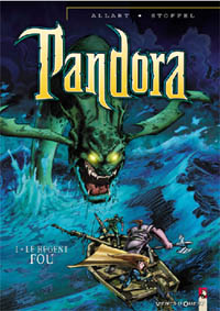 Pandora : Le Régent fou [#1 - 2001]