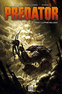 Predator: la proie des cieux #1 [2010]