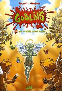 Les Goblin's : Sur la terre comme au ciel #3 [2008]